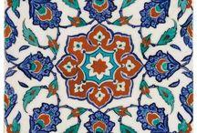 Poteries turques / Poteries et céramiques typiquement turques ou réalisés par des artistes turques d'influences du continent Asie