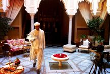 Behind the scences  / Let us take you behind the scenes of our latest film campaign for the #Royalmansour