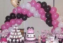 Minnie party / by Misty Seylhouwer