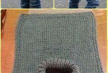 suéter de media