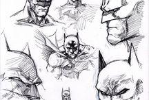 Comic Artist - Michael Leone
