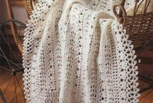 Crochet Baby Blankets / Baby Blankets to crochet for projects and charity / by Canned Quilter