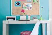 Teen bedroom ideas and spaces