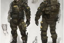 Full gear tactical