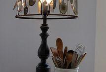 chandeliers DIY