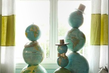 Eclectic Holiday Decor / by Lois Greene