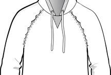 szablony ubran