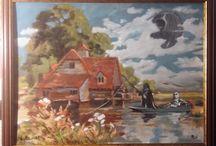 Star Wars festmények
