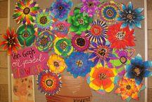 Art plastique à l'école primaire