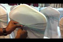 wedding bows