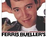 Famous Movies / Ferris Bueller's Day Off, Field of Dreams, Grease , Ghost,