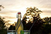 in de fles / Heerlijke drankjes om van te genieten ...