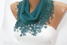 {Fashion & Style} Scarf Heaven / by Patricia McKelvy