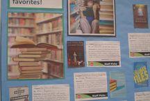 Library Displays / by Jessie Lumpkin