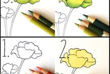 coloring technique