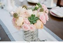 Jennifer Ashley Wedding Idea Board / by Christina Verduchi