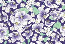 Patterns and Prints / From florals to geometrics and more, patterns and prints that color our lives.