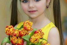 niñas hermosas