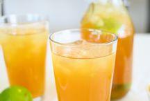 Refreshing teas