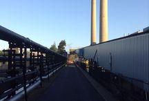 Tilbury Power Station / Tilbury Power Station.