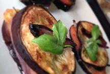 Secondi/contorni / Contorni di verdure, zuppe, frutta e altro da completare con altre fonti proteiche e grassi. A basso Carico Glicemico e senza glutine