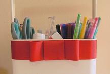 Repurposed Items / Resue... recyle.... repurpose!