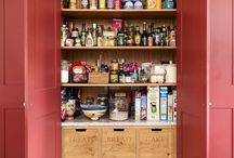 Organize Kitchen and Pantry