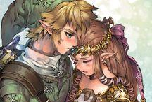 Zelda/Link ☆