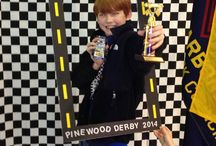 Pinewood Derby Ideas