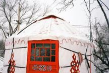Yurts in the news / When we find articles and news about yurts. / by Colorado Yurt Company