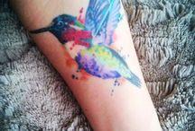 tattoos and art