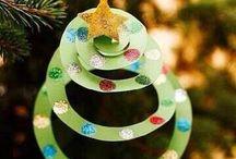 christmas homemade ornaments / by Joelee Lynn