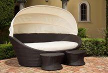 Hampton Outdoor Furniture Collection