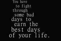 Quotes / by Addy (Ashley) Grisham