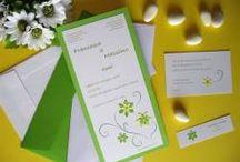 Partecipazioni matrimonio / Tante idee per le partecipazioni nozze più belle ed originali per il tuo matrimonio.
