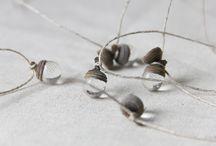 jewellery inspiration necklaces, pendants, beads / inspiration