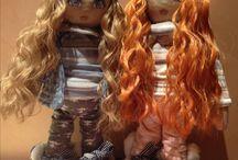 Gisella e jojo - bambole - Dolls