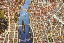 Térkép/város