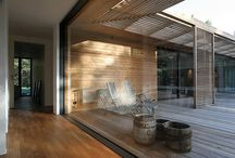 House - glass design