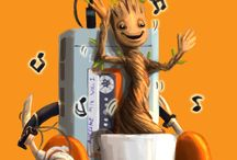 We Are Groot / Groot is a blessing to all mankind and must be cherished