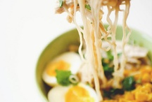 101 Ramen Recipes / by Janet Heath