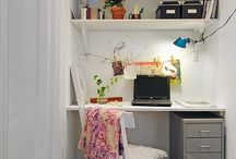 The Tiniest Office Nook