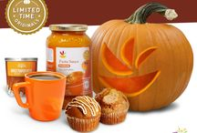 Pumpkin Exclusives! / The best part about Fall? Pumpkin! We've got over 50 pumpkin-packed items, exclusively at Stop & Shop for a limited time. Quantities and items may vary. See your store for details. / by Stop & Shop