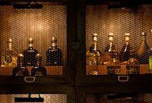 drexel liquor cabinet