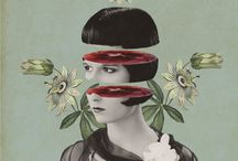 Collage. / by Rachel Moises