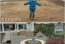#gardendesigner #spiegelakos #gardener #designgarden #topgarden #gardendesigner #kert #garden #andezit #landscape