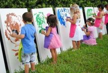 Kids party ideas - games