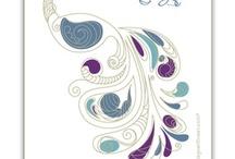 Wedding - Peacock