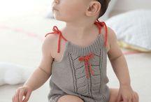 Tricot, moda bebé / Ropa y accesorios para bebé