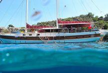 MIRIAM SOPHIE / #gulet, #yacht, #bluevoyage, #yachtcharter, www.cnlyacht.com